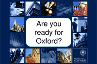 Are you ready for Oxford?